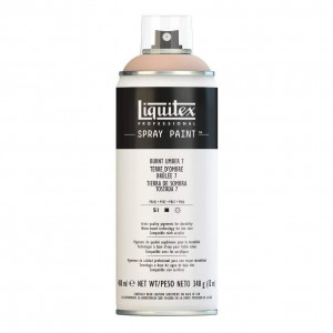 Farba Akrylowa Liquitex Spray Paint Burnt Umber 7