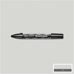 Winsor & Newton Brushmarker Cool Grey 2