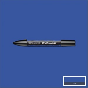 Winsor & Newton Brushmarker Egyptian Blue