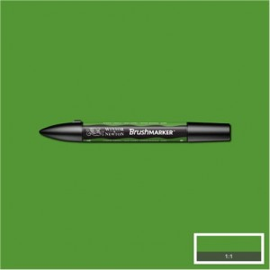 Winsor & Newton Brushmarker Forest Green