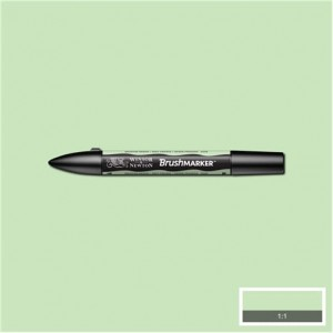 Winsor & Newton Brushmarker Meadow Green