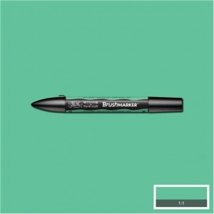 Winsor & Newton Brushmarker Mint Green