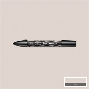 Winsor & Newton Brushmarker Warm Grey 1
