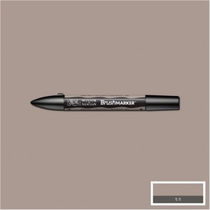 Winsor & Newton Brushmarker Warm Grey 3