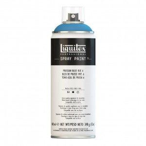 Farba Akrylowa Liquitex Spray Paint Prussian Blue Hue 6