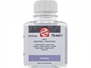 Talens Fixative for Pastel 75ml