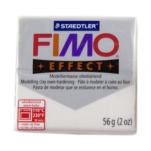 Masa Fimo Effect 56g Mother of Pearl