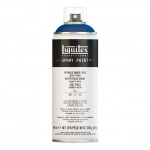 Farba Akrylowa Liquitex Spray Paint Phthalocyanine Blue (Green Shade)