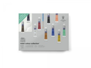 Cotman Watercolour Collection Zestaw Akwareli Winsor & Newton 12szt.