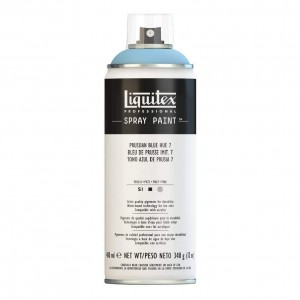 Farba Akrylowa Liquitex Spray Paint Prussian Blue Hue 7