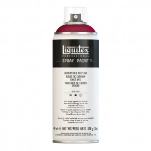 Farba Akrylowa Liquitex Spray Paint Cadmium Red Deep Hue