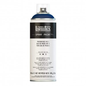 Farba Akrylowa Liquitex Spray Paint Prussian Blue Hue 5