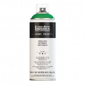 Farba Akrylowa Liquitex Spray Paint Emerald Green