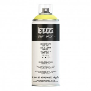 Farba Akrylowa Liquitex Spray Paint Cadmium Yellow Light Hue 5