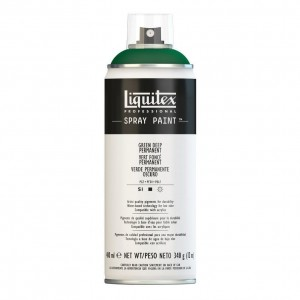 Farba Akrylowa Liquitex Spray Paint Green Deep Permanent