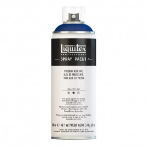 Farba Akrylowa Liquitex Spray Paint Prussian Blue Hue